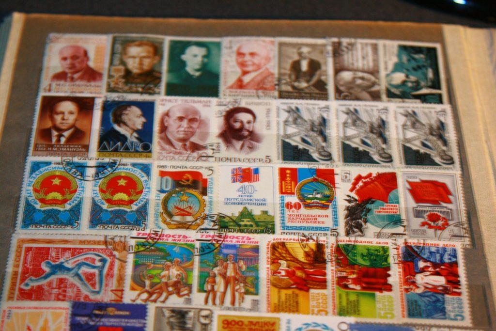 бизнес на почтовых марках