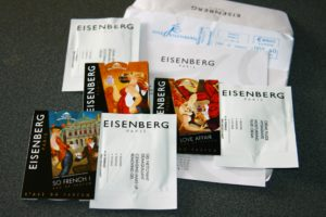 eisenberg free samples