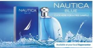 FREE Sample of Nautica Blue Men's Fragrance
