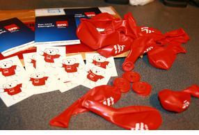 подарки от SPD партии (Германия)